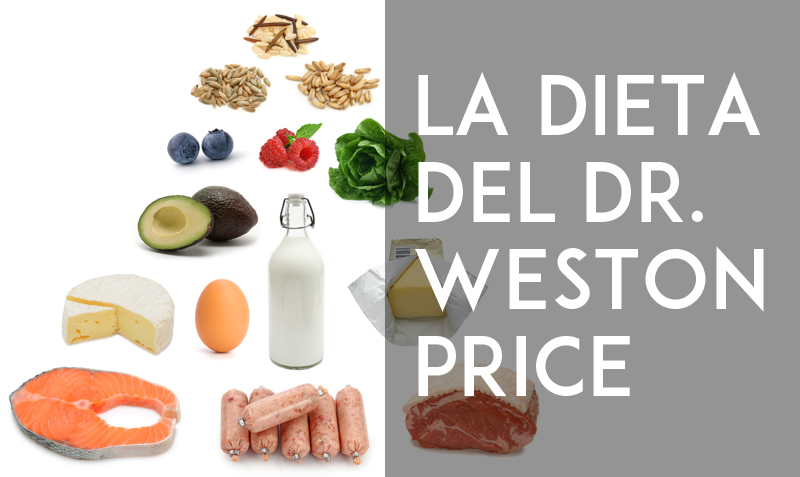 weston price diet