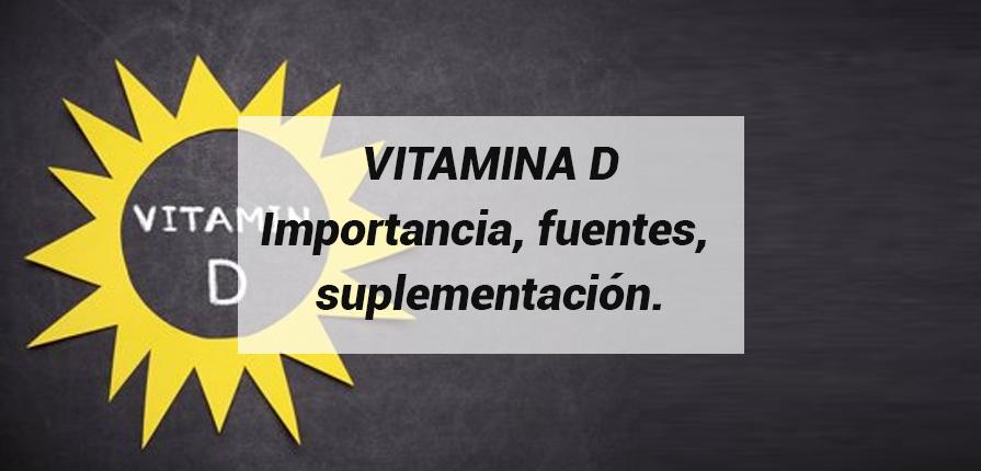 suplementar vitamina d