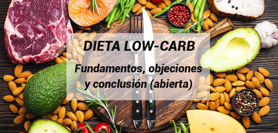 fundamentos objeciones dieta paleo low carb keto